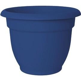 "Bloem 12"" Dazl Blue Ariana Pot"