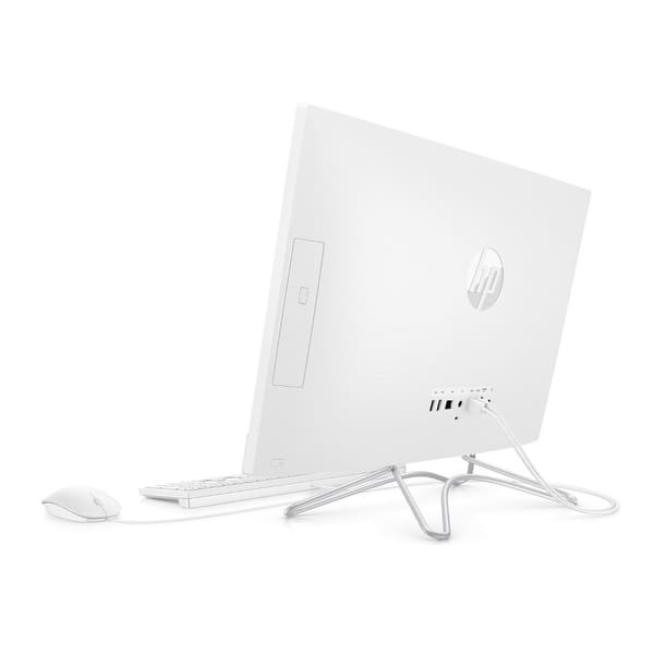 Shop Hp 24 F0046 Fhd Touch Wled All In One Pc Amd A9 8gb 1tb Refurbished White Overstock 29296024