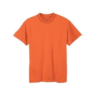 Hanes Boys' TAGLESS ComfortSoft Crewneck T-Shirt