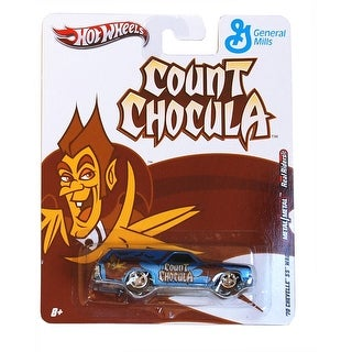 Hot Wheels Nostalgia Cars Count Chocula 70 Chevelle SS Wagon - Multi