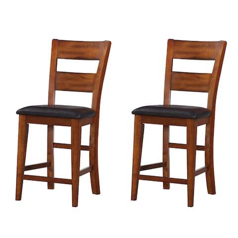 Porch & Den Lamar Casual Bar Stool (Set Of 2)