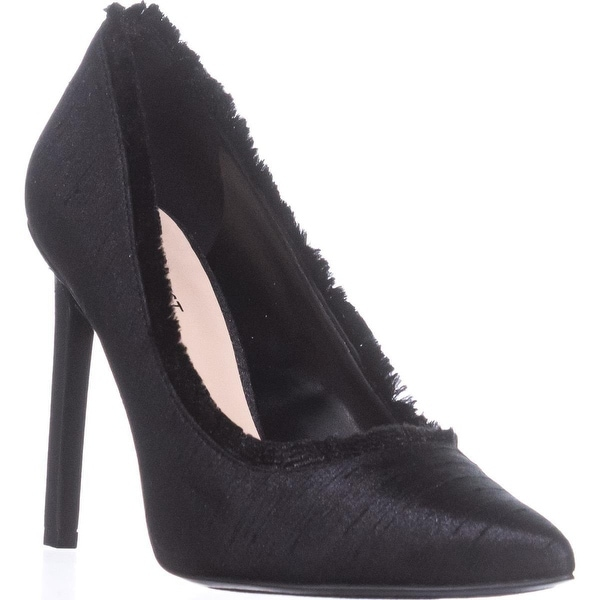 Nine West Thayer Pointed-Toe Pumps, Black
