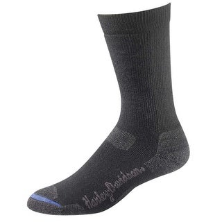 Harley-Davidson Wolverine Women's Ultimate Riding Crew Socks D89975870-001