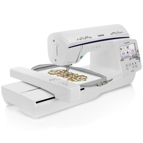 """Brother Innov-ís NQ1600E (NQ 1600 / NQ 1600E) 6"""" x 10"""" Embroidery Field Embroidery Machine"""