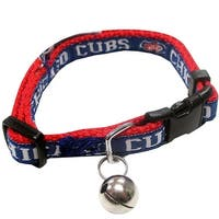 MLB Chicago Cubs Cat Collar