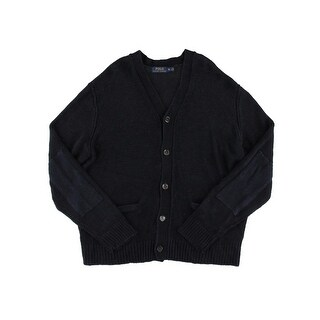 Polo Ralph Lauren Mens Cardigan Sweater Knit Button-Down (2 options available)