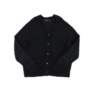 Polo Ralph Lauren Mens Cardigan Sweater Knit Button-Down