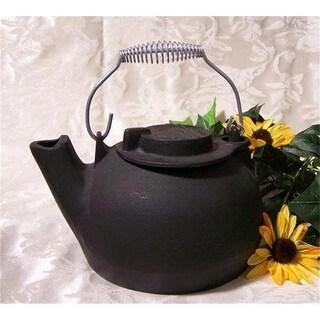 Old Mountain Cast Iron Preseasoned Tea Kettle