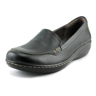 Montana Northway Women Round Toe Leather Loafer|https://ak1.ostkcdn.com/images/products/is/images/direct/9e9ec01e8369887928811f79c802b684abf155ce/Montana-Northway-Women-Round-Toe-Leather-Black-Loafer.jpg?impolicy=medium