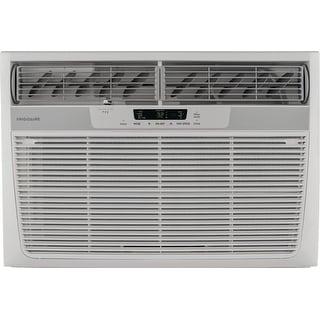 Frigidaire FFRH2522R2  25000 BTU 230 Volt Window Air Conditioner with 16000 BTU Heater and Remote Control - White
