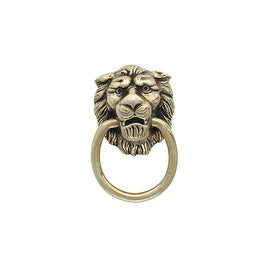 "Amerock 2-1/8"" Ae Lion Ring Pull"