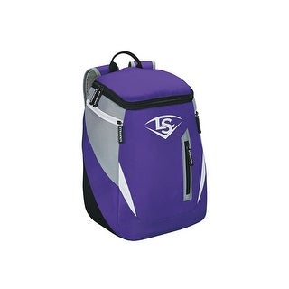 Louisville Slugger Genuine Stick Pack Baseball Gear Bag (Purple)