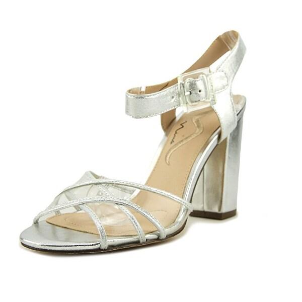 Nina Selah True Silv Sandals