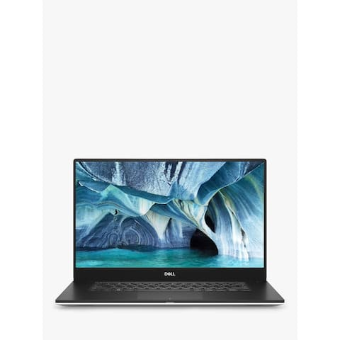 "Dell XPS 7590 Intel Core i7-9750H X6 4.5GHz 8GB 256GB SSD 15.6"",Silver(Certified Refurbished)"
