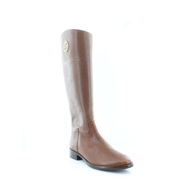 Tory Burch Junction Riding Boot Women's Boots Almond