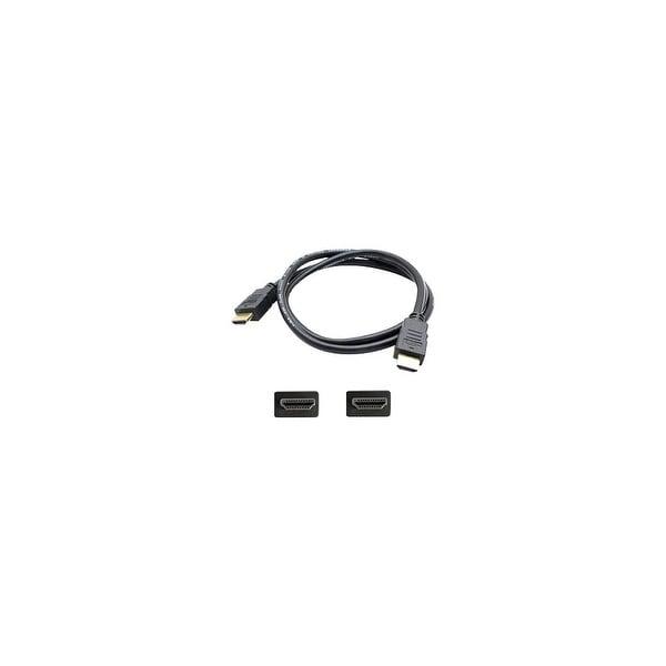 AddOn HDMI2HDMI25F AddOn 7.62m (25.00ft) HDMI 1.3 Male to Male Black Cable - HDMI for Audio/Video Device, HDTV, Blu-ray Player,