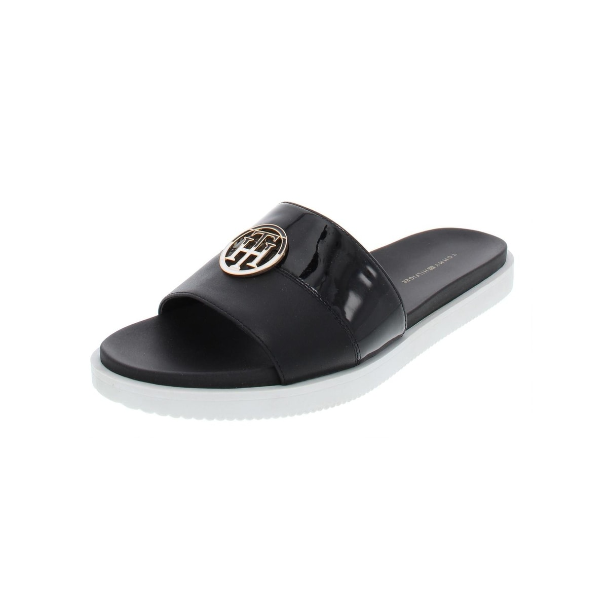 0e5e23fbe1c9bc Buy Medium Tommy Hilfiger Women s Sandals Online at Overstock