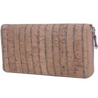 Mad Style Peeled Gia Wallet - Light Brown