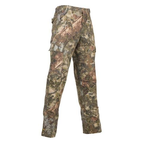 Classic Cotton Six Pocket Cargo Pant Mountain Shadow