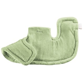 "Sunbeam 000885-911-000 Renue Tension Relief Heating Pad, Spa Green, 14"" x 22"""