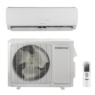 EdgeStar MSPLIT12000 Single Zone 12000 BTU - 25 SEER - 208/230 Volt Mini Split