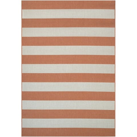 Couristan Afuera Yacht Club Indoor/ Outdoor Area Rug