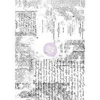 """Texture - Iron Orchid Designs Cling Stamps 5""""X7"""""""