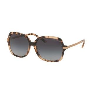 Link to Michael Kors Women's MK2024 316213 57 Square Metal Plastic Havana Grey Sunglasses Similar Items in Women's Sunglasses
