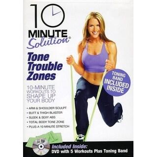 10 Mintue Solution - Tone Trouble Zones [DVD]
