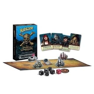 Pirates of the Caribbean Yahtzee Dice Game - multi