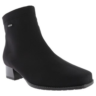 ara Women's Gaby 41852 Ankle Boot Black GORE-TEX Fabric