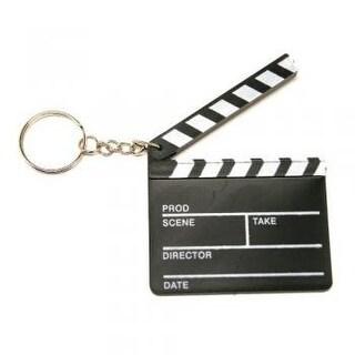 Hollywood Clapboard Key Chains (1 dz)