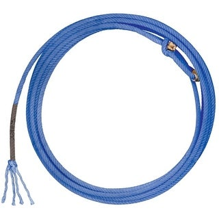 Lone Star Ropes Team Roping Head Rope Shark 31 Foot Blue