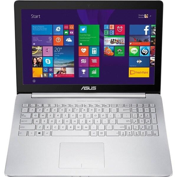 "Manufacturer Refurbished - Asus UX501JW-UH71T 15.6"" Laptop Intel Core i7-4720HQ 2.6GHz 16GB 512GB SSD W8.1"