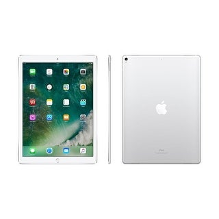 Apple Ipad Pro with Wi-Fi 12.9 Retina Display - 32GB - All Colors Available Refurbished Silver