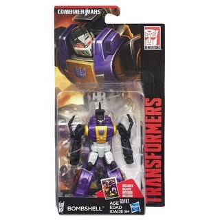 Transformers Combiner Wars Legends Class Action Figure: Bombshell