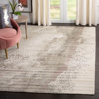 Safavieh Handmade Mirage Viviyana Modern Abstract Viscose Rug