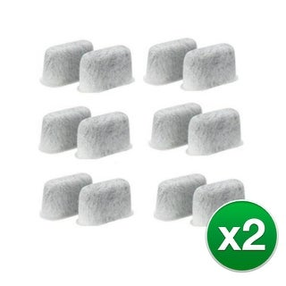 Cuisinart DCC-RWF12 (2-Pack) Replacement Charcoal Water Filter for Coffee machine