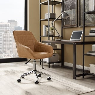 Link to Art Leon 360 degree Swivel Home Office Chair with Caster Similar Items in Home Office Furniture