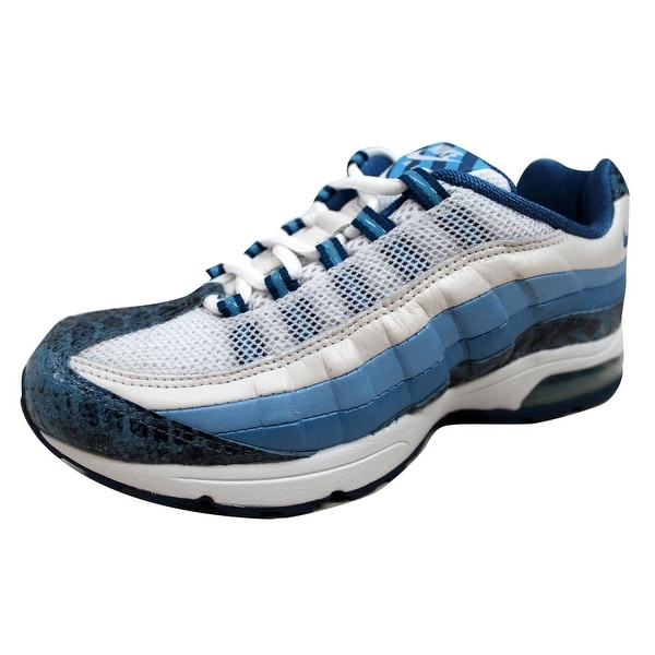 Nike Women's Air Max 95 Zen White/Blue-Blue Frost-Ice Blue 313866-141