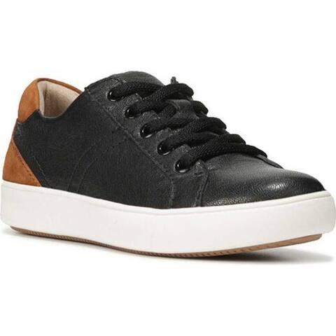 c283ddf6fd5e Naturalizer Women s Morrison Sneaker Black Leather
