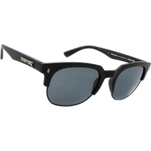 49828a69ada Shop Peppers Soho Sunglasses Matte Black Smoke Polarized - US One Size  (Size None) - On Sale - Free Shipping Today - Overstock - 20815042