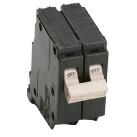 Eaton CH260 Double Pole Circuit Breaker, 60 Amp