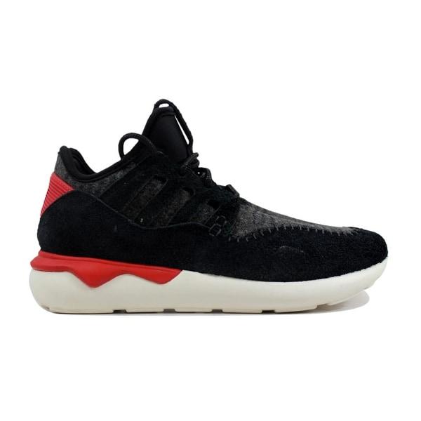 the latest e4e9d 0f6f1 ... Men s Athletic Shoes. Adidas Tubular Moc Runner Black Tomato Red-Off  White Men  x27 s