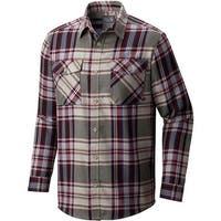 Mountain Hardwear Trekkin Flannel Long Sleeve Shirt - Men's