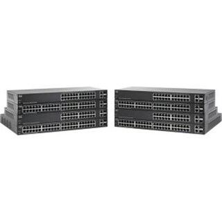 Cisco SF220-48-K9-NA48 Port Smart Plus Switch