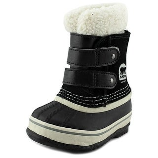 Sorel 1964 Pac Strap Round Toe Suede Winter Boot