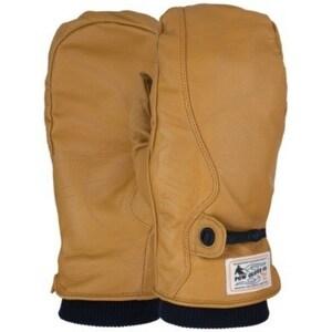 POW Gloves HD Mitt - Men's - Natural