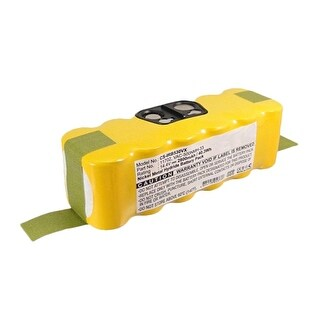 Replacement Battery for iRobot IRB530VX (Single Pack) Replacement Battery