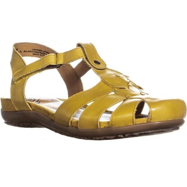 Shop BareTraps Rexie Strappy Covered Front Sandals, Sun